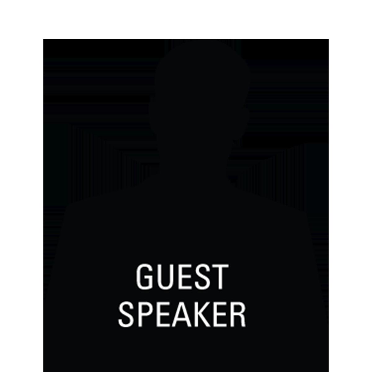 guest speaker 2